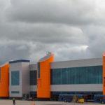 Аэропорт Храброво возобновил работу после суточного простоя