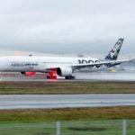 EASA сертифицировало уплотненный вариант А350-1000