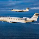 Gulfstream G500 и G600 демонстрируют дополнительные возможности