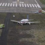 Испытания SSJ 100 в Исландии закончились инцидентом из-за усталости пилотов