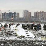 МАК получил запись с речевого самописца упавшего в Ростове самолета
