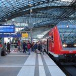 Общественный транспорт и такси в Германии