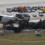 Опубликован предварительный отчет о катастрофе SSJ 100 в Шереметьево