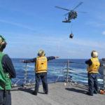 Поиски пропавшего над океаном малайзийского Boeing 777 остановили