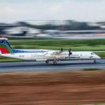 Самолет Q400 авиакомпании US-Bangla разрушился при посадке в Катманду
