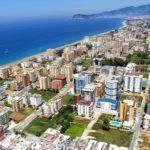 Средиземноморский популярный курорт Турции — Алания и район Махмутлар.
