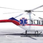 Видеофакт: Kopter представил медицинскую версию SH09