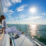 Выбор яхты для круизинга